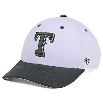 Texas Rangers MLB 47 Brand MVP Two Tone Adjustable Hat