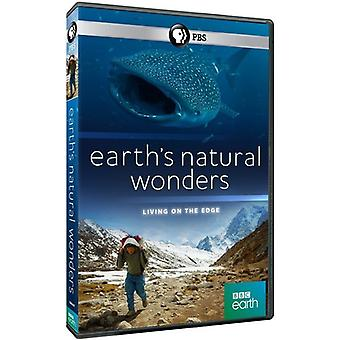 Earth's Natural Wonders [DVD] USA import