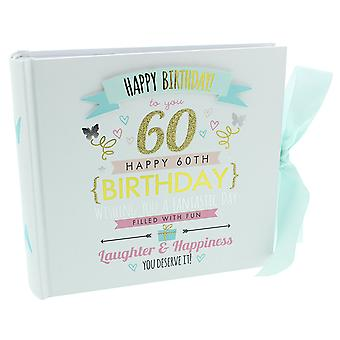 Signography Ladies 60th Birthday Photo Album