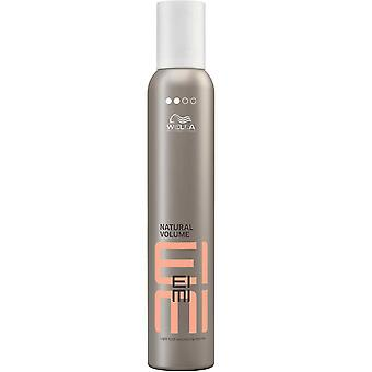 Wella EIMI naturlige volumen lys hold Volumising mousse 300ml
