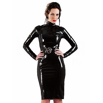 Skin Two Clothing Women's Sexy Dress Incognita Kinky Latex Rubber