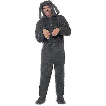 Fluffy Dog Costume, Chest 42