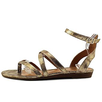 Stijl & Co. Womens Bahara Open teen Casual Strappy sandalen