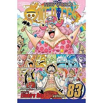 Ét stykke af Eiichiro Oda - 9781421594330 bog