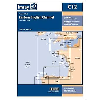 Chart C12 - Eastern English Channel Passage Chart by Chart C12 - Easter