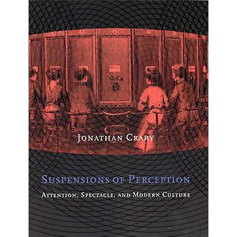 Zawieszenia b percepcji - Uwaga - spektakl i współczesnej kultury