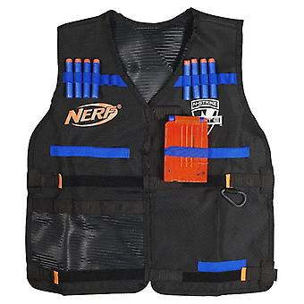 Nerf N-Strike Elite tactische Vest bevat 12 N-STRIKE ELITE Darten