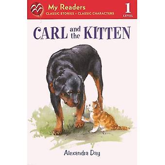 Carl e o gatinho