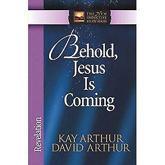 Ecco, Gesù sta tornando: rivelazione (nuovo studio induttivo)