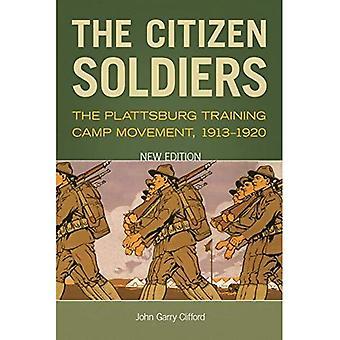 I soldati del cittadino: Il Plattsburg Training Camp movimento, 1913-1920