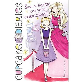 Emma: Lights! Camera! Cupcakes! (Cupcake Diaries)