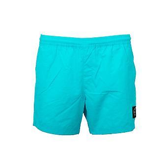 Marshall Artist Aqua Blue Micro Swim Short