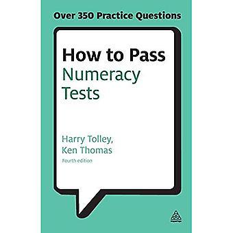 Hur man passera räknekunskaper tester: testa dina kunskaper om antal problem, Data tolkning tester och nummerserier