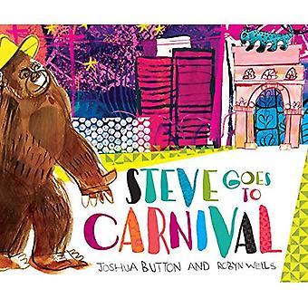Steve geht an Karneval