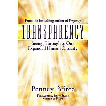 Trasparenza: Vedere attraverso alla nostra capacità umana espanso