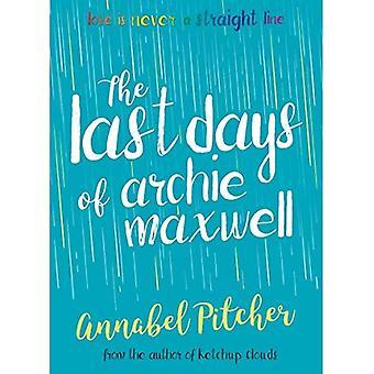 De laatste dagen van Archie Maxwell