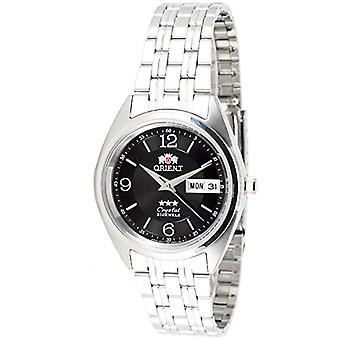 Orient Automatic Unisex analogue watch with stainless steel band FAB0000EB9
