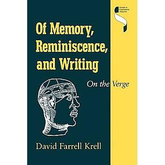 Erinnerung Erinnerung und schreiben am Rande von Krell & David Farrell