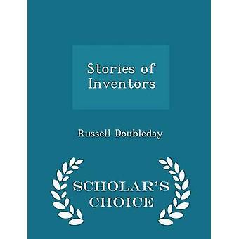 قصص المخترعين العلماء الطبعة اختيار طريق دوبلداي & راسل