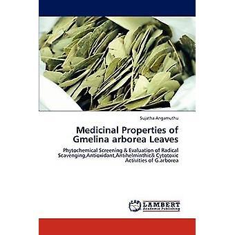 Medicinali proprietà di Gmelina arborea lascia da Francesco & Sujatha