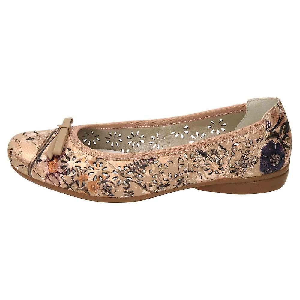 Rieker L8356-90 Ballet Flat Pumps Flat Shoes