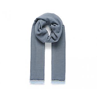 Intrigue Womens/Ladies Plain Scarf With Fringe