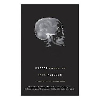 Maggot - Poems by Paul Muldoon - 9780374533014 Book