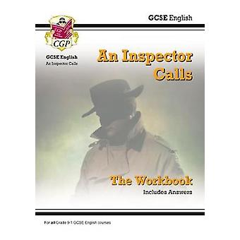 New GCSE English - An Inspector Calls Workbook (Includes Answers) - 9