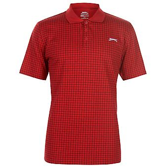 Slazenger Mens selectievakje Golf Polo