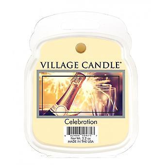 Dorf Kerze Wachs Schmelzpackungen für den Einsatz mit Schmelztorte & Ölbrenner Feier