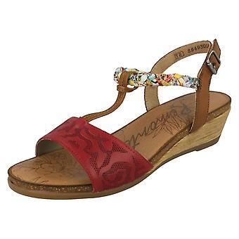 Senhoras Remonte sandálias R4459