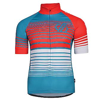 Dare2b Mens AEP Clarify Multi Pocket Cycle Jersey