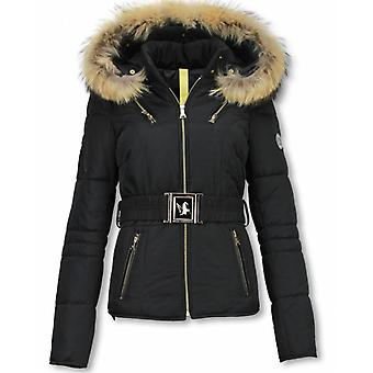 Winter Coats - Winter Coat Short - Sorento Edition - Black
