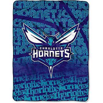 Northwest NBA Charlotte Hornets Micro Plush Blanket 150x115cm