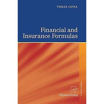 Formules financières et d'assurance par Cipra et Tomas