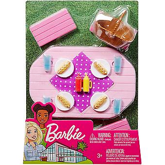 Barbie Large Outdoor Accessory Set - Picnic
