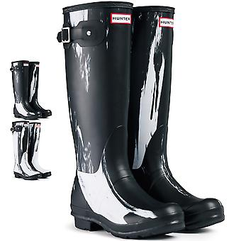 Womens Hunter Original Nightfall Festival Wellies Snow Rain Winter Boots