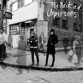Pack a.D. - Unpersons [CD] USA import