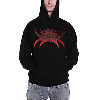 Bal-sagoth Hoodie Demon Band Logo new Official Mens Black Pullover