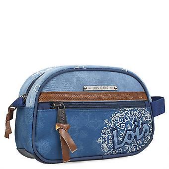 Women ' s Travel Bag, denim stil Tygkasse modell Anderson