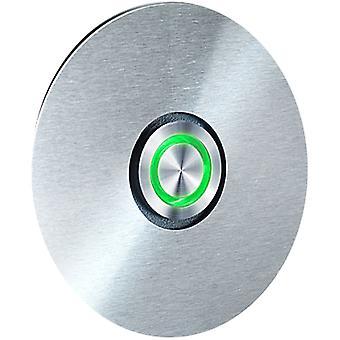 PROMIEŃ pierścienia przełącznika - stal nierdzewna - led pierścień Gün - 8,5 cm - LED Bell - 580 B