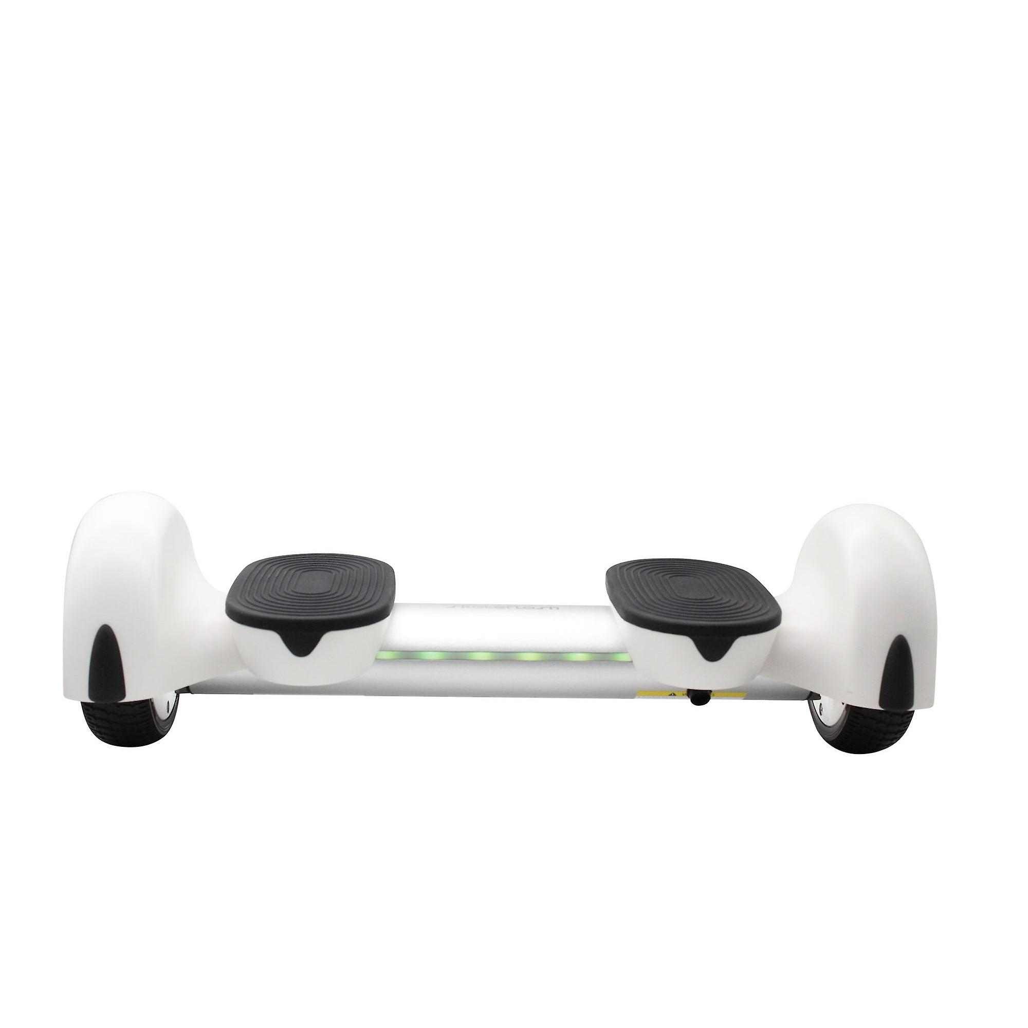Hoverboard Skateflash Pi White