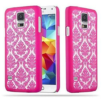Hülle für Samsung Galaxy S5 / S5 NEO Handyhülle - Cover - Robustes Ultra Slim Hard Cover Back Cover Bumper
