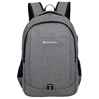 13.3 inch Laptop backpack with USB, AUX, Large capacity