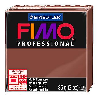 FIMO Classic Modelling Compound, Brown