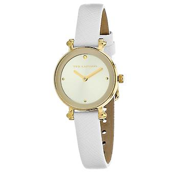 Ted Lapidus Women's Classic Gold Dial Watch - A0680PTPF