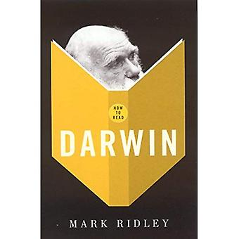 How to Read Darwin (How to Read)