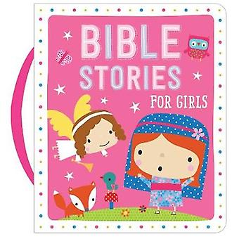 Bible Stories for Girls (Pink) by Dawn Machell - 9781860249945 Book