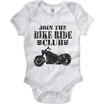 Body neonato bianco gen0046 bikeride club