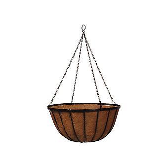 Garden Pride Hanging Basket/hanging Cauldron Planter